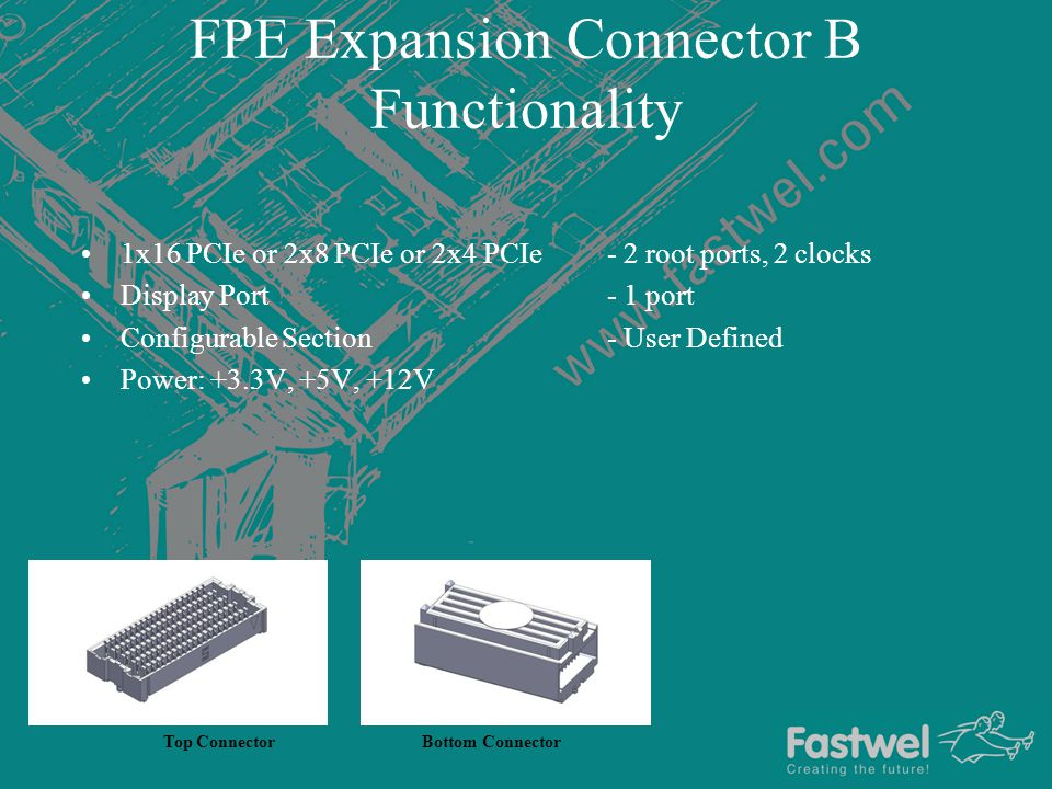 FPE Expansion Connector B Functionality