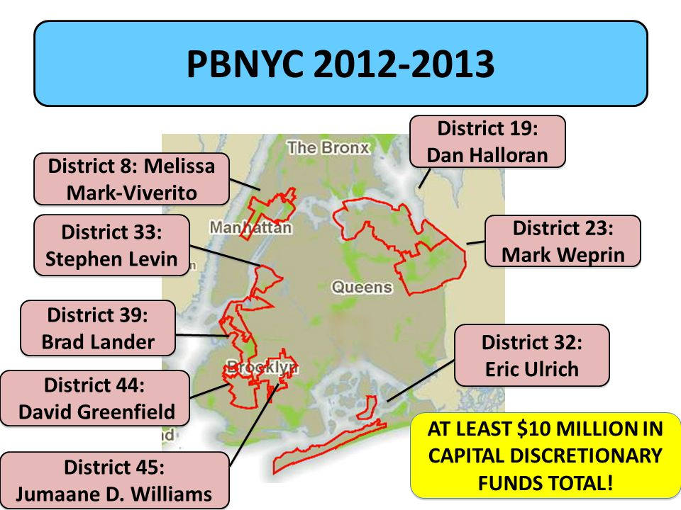 PBNYC 2012-2013 District 19: Dan Halloran