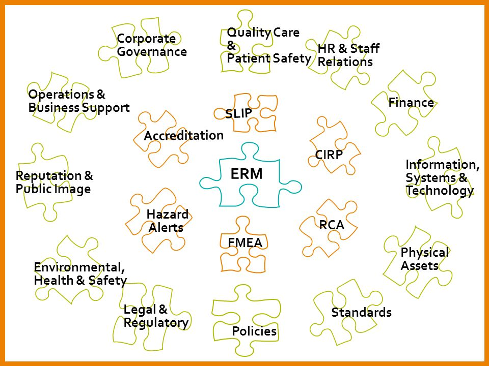 Corporate Governance Quality Care & Patient Safety HR & Staff