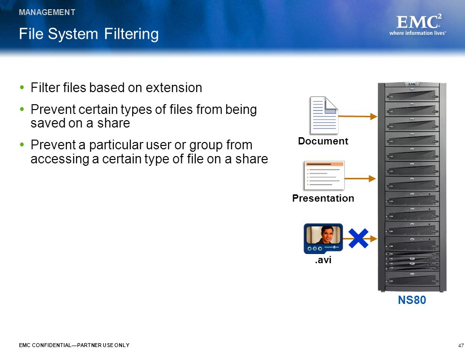 EMC Celerra Family Technical Review December 2008