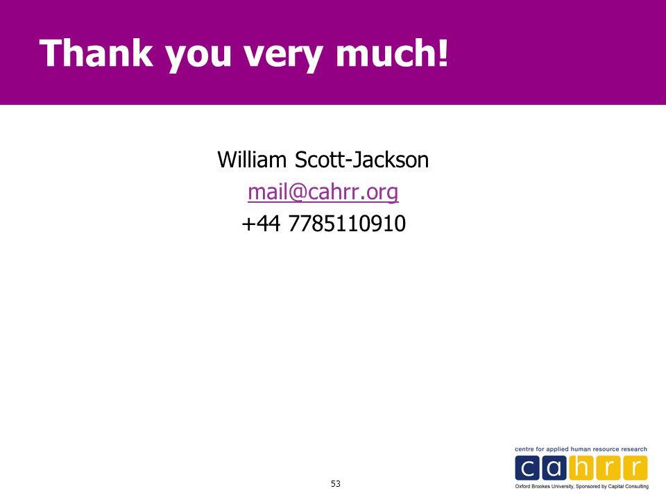 William Scott-Jackson