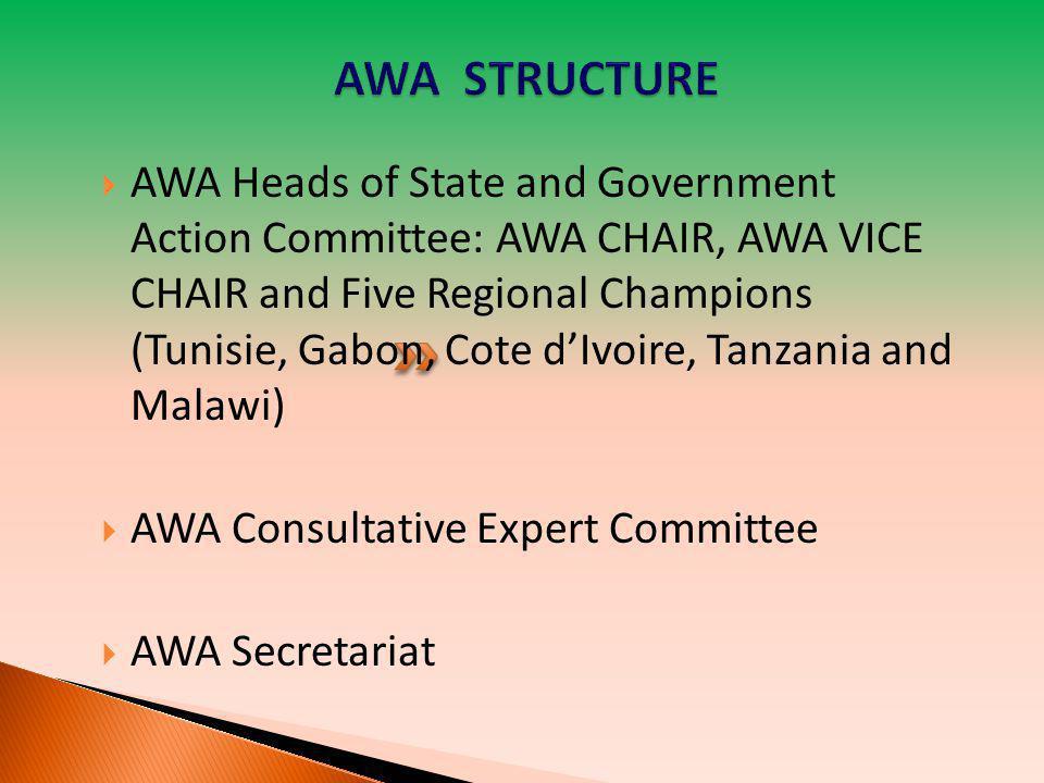 AWA STRUCTURE