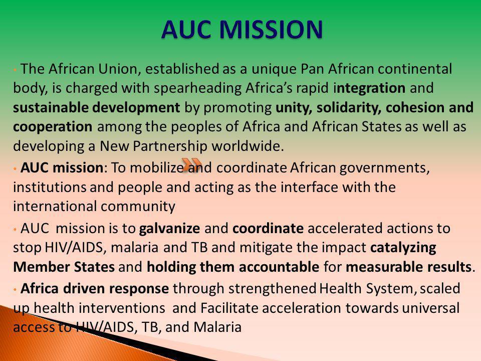 AUC MISSION
