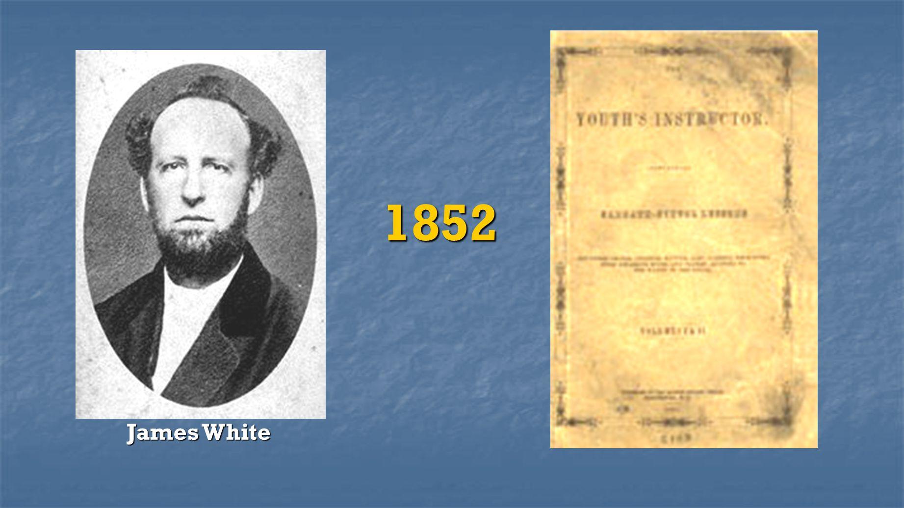 1852 James White
