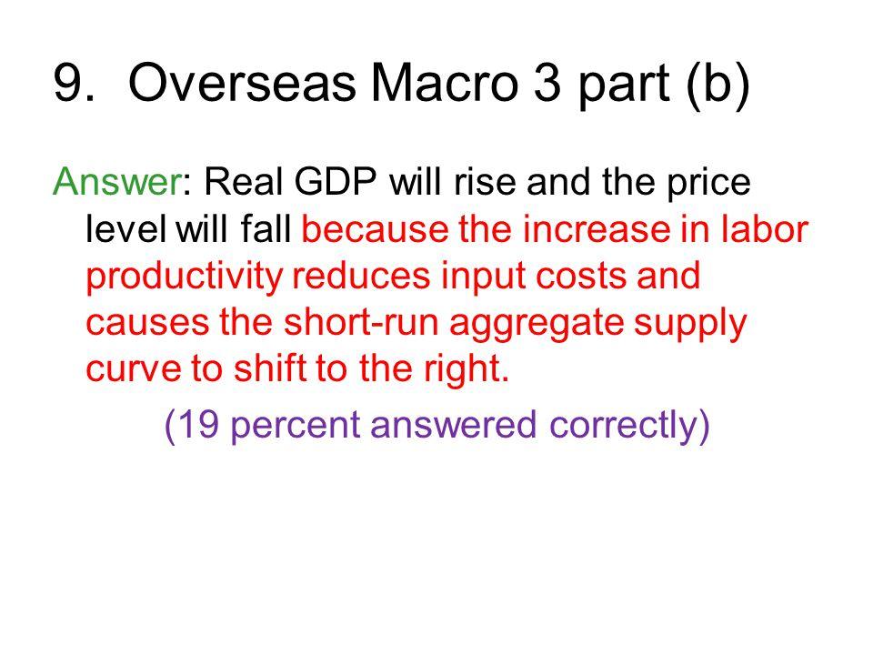 9. Overseas Macro 3 part (b)