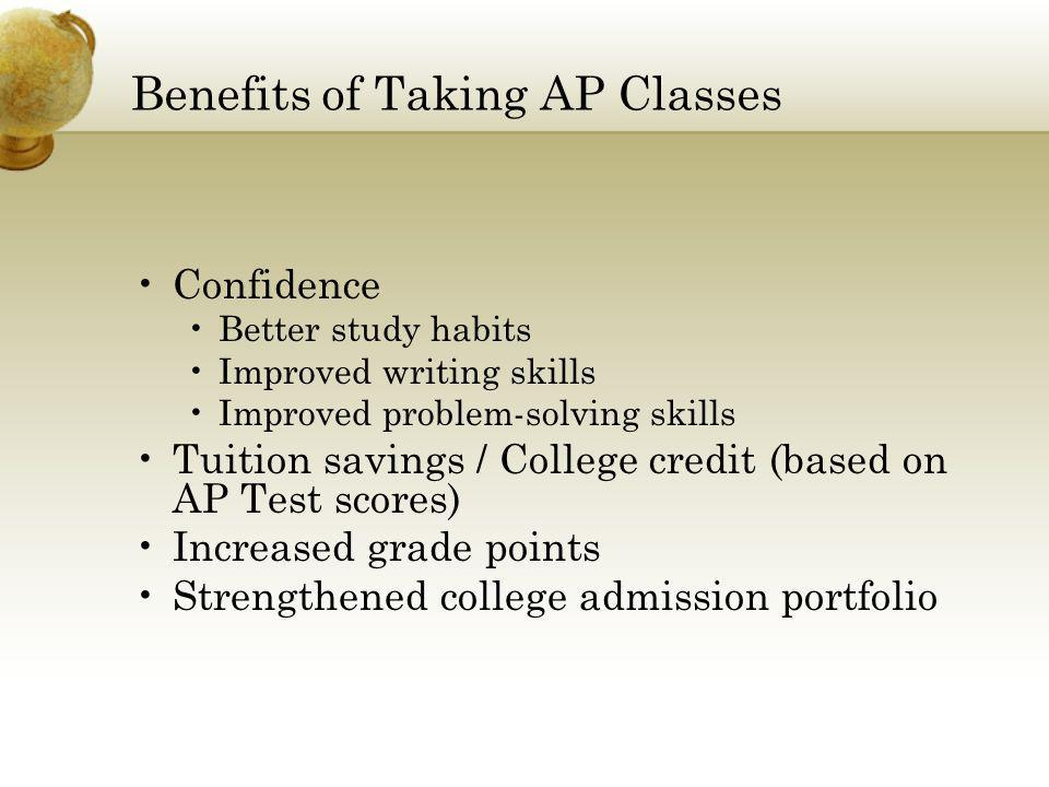 Benefits of Taking AP Classes