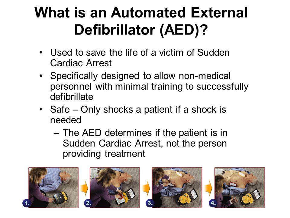 What is an Automated External Defibrillator (AED)