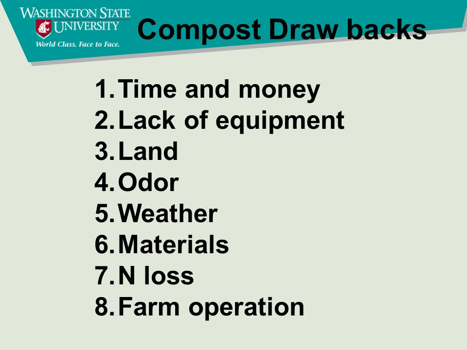 Composting Process Flow Chart Compost Quality Assessment
