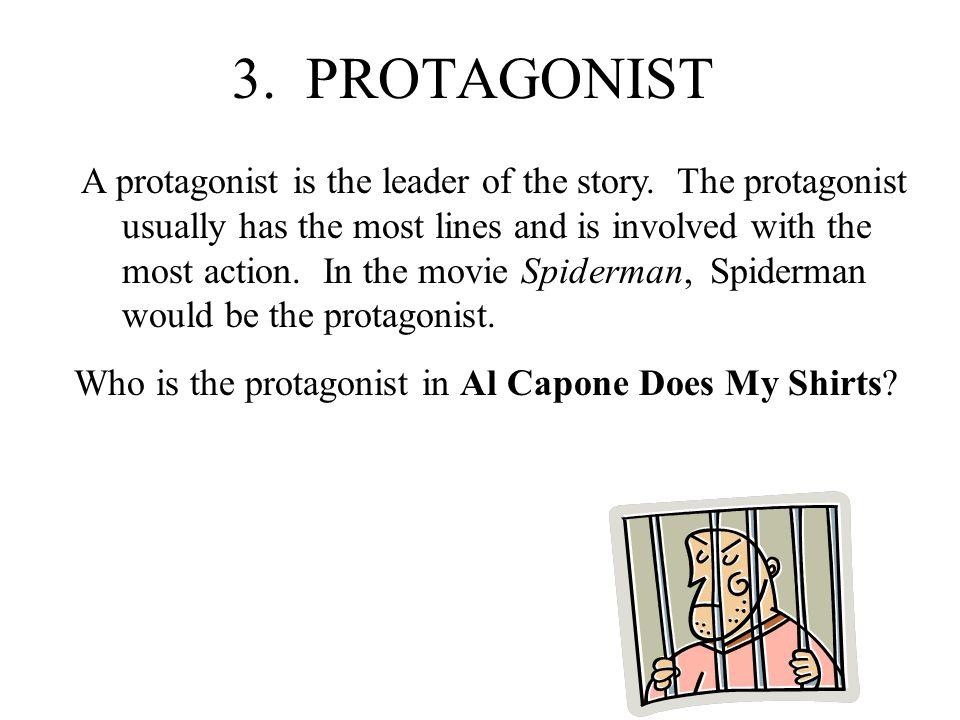 3. PROTAGONIST