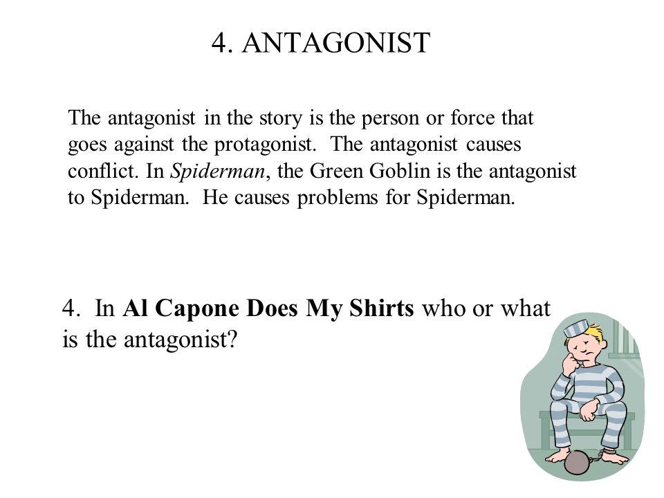 4. ANTAGONIST