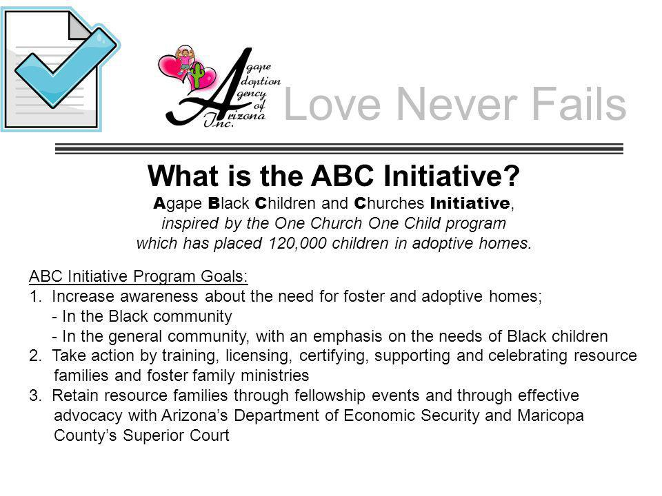 What is the ABC Initiative