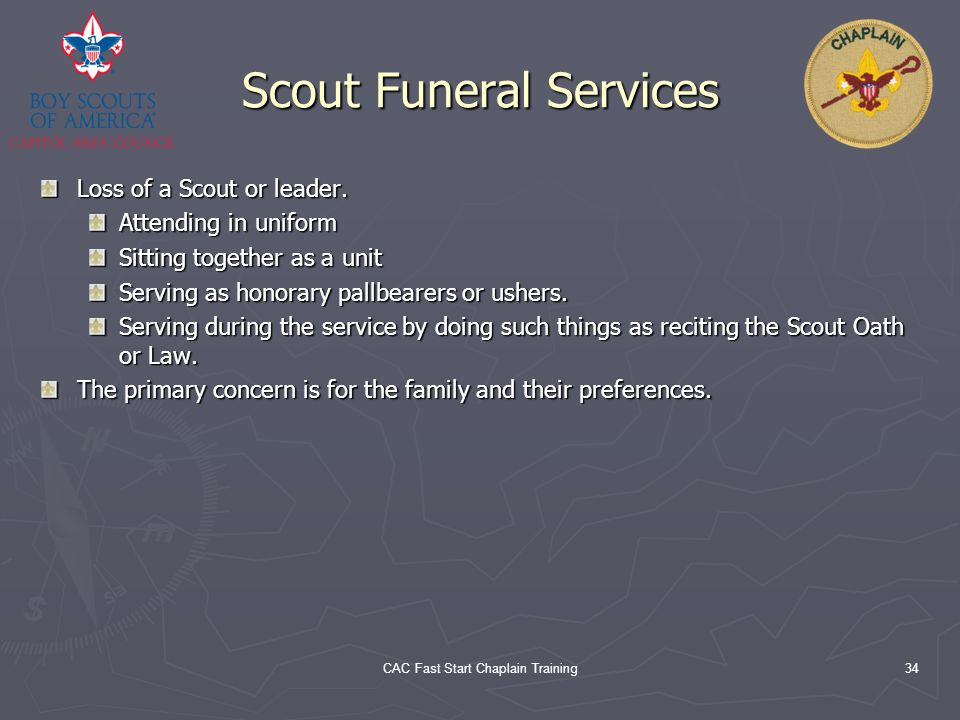 Scout Funeral Services
