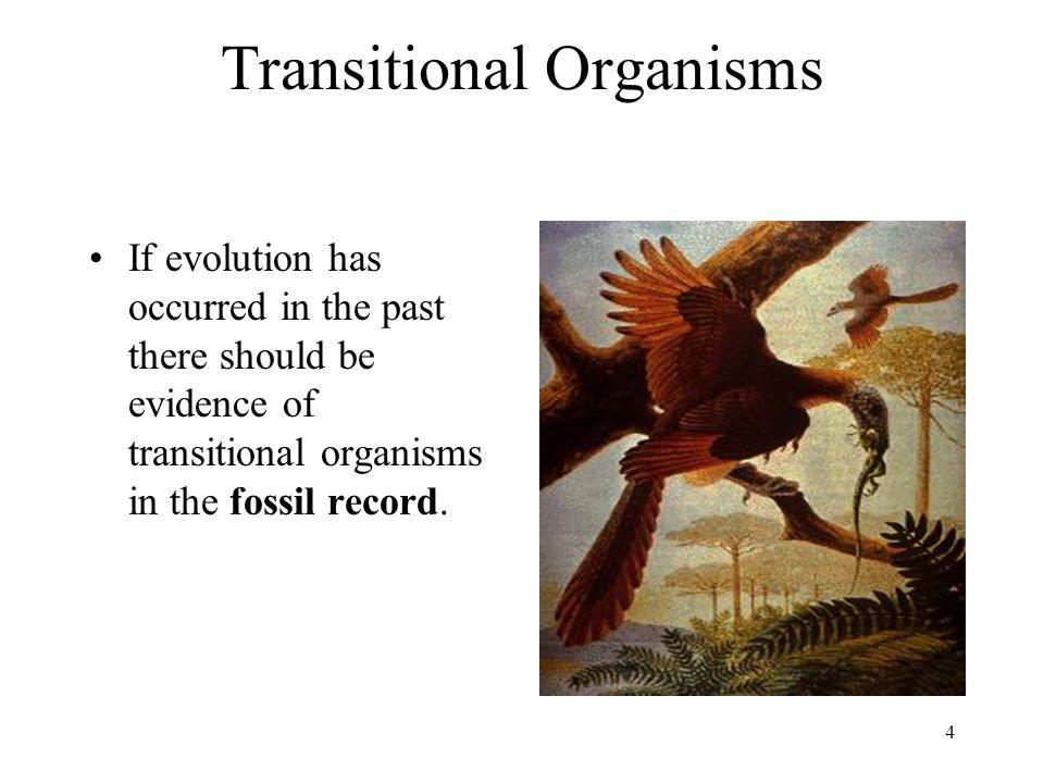 Transitional Organisms