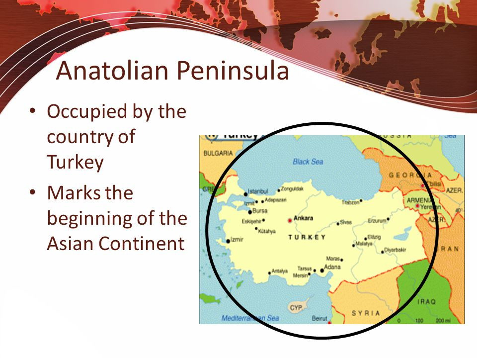 Physical Geography Of Southwest Asia. - ppt download