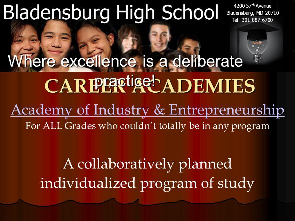 Bladensburg High School