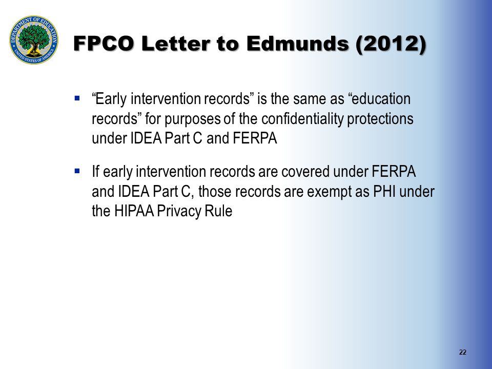 FPCO Letter to Edmunds (2012)