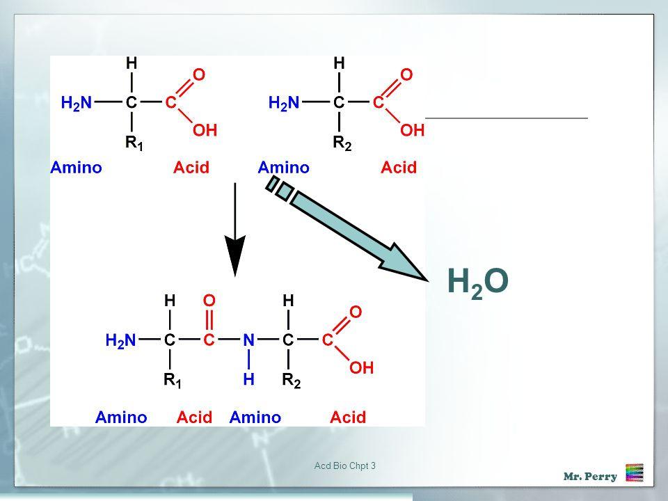 H2O Acd Bio Chpt 3