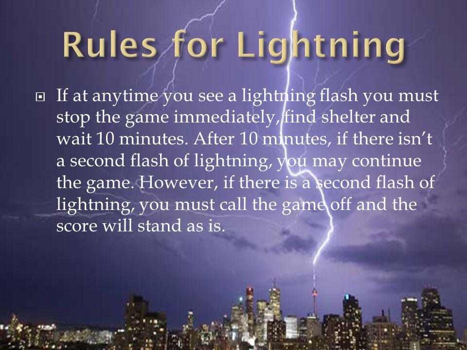 Rules for Lightning