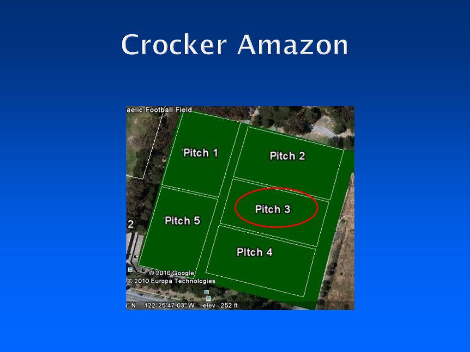 Crocker Amazon