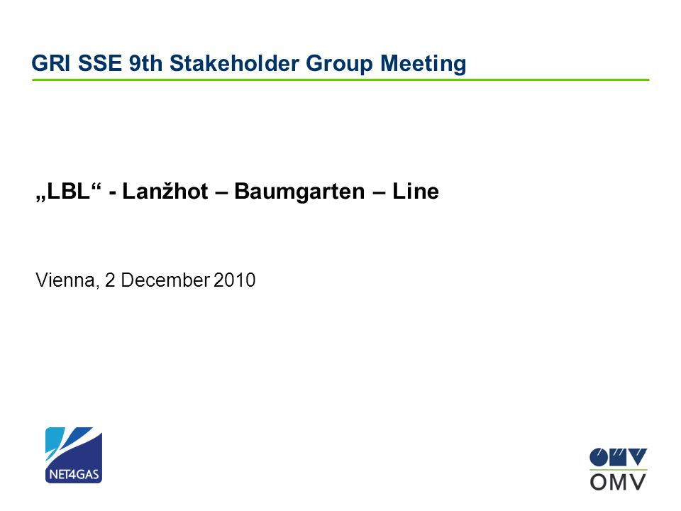 GRI SSE 9th Stakeholder Group Meeting