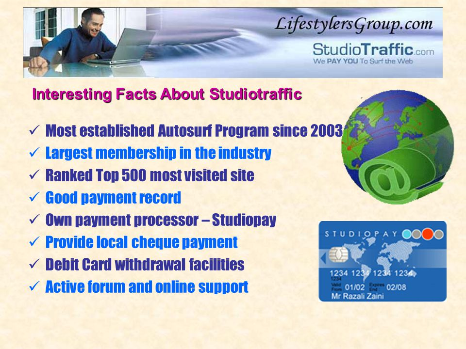 Interesting Facts About Studiotraffic