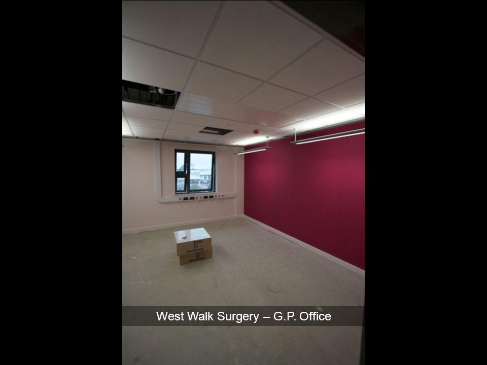 West Walk Surgery – G.P. Office