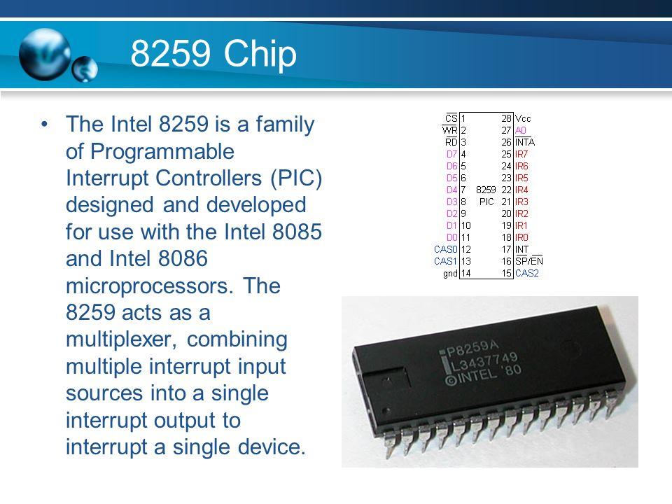 8259 Chip