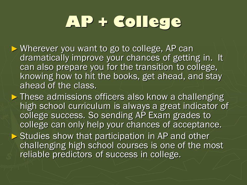 AP + College