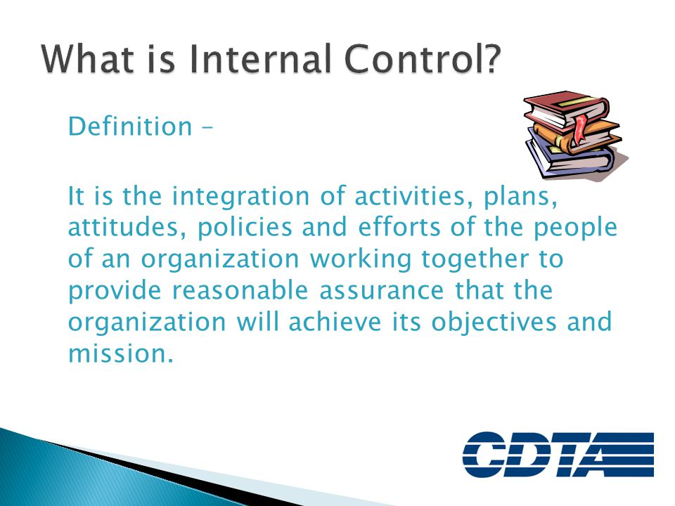 What is Internal Control