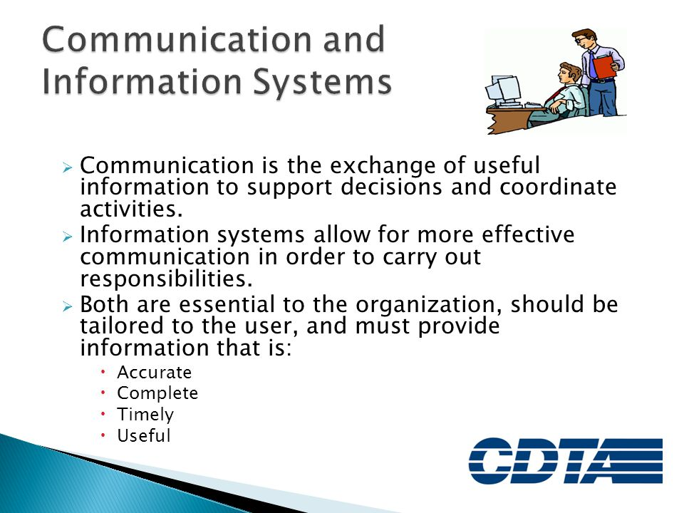 Communication and Information Systems