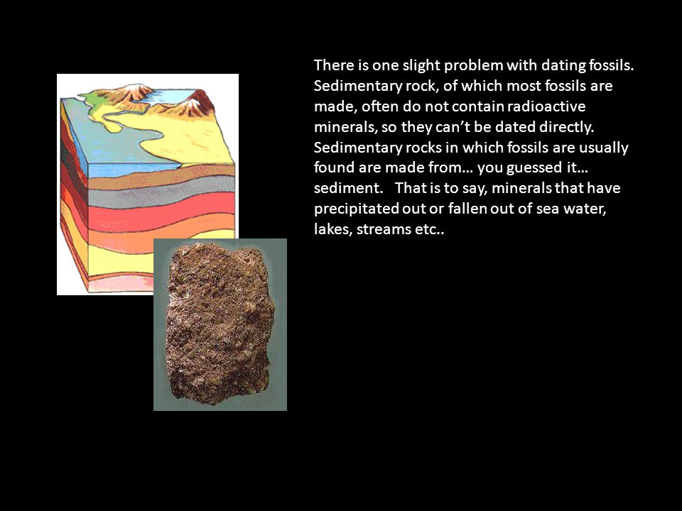 Radiometric Hookup Of Sedimentary Rocks Is Unreliable Because