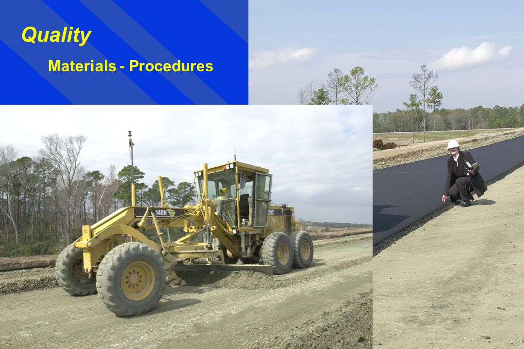 Quality Materials - Procedures