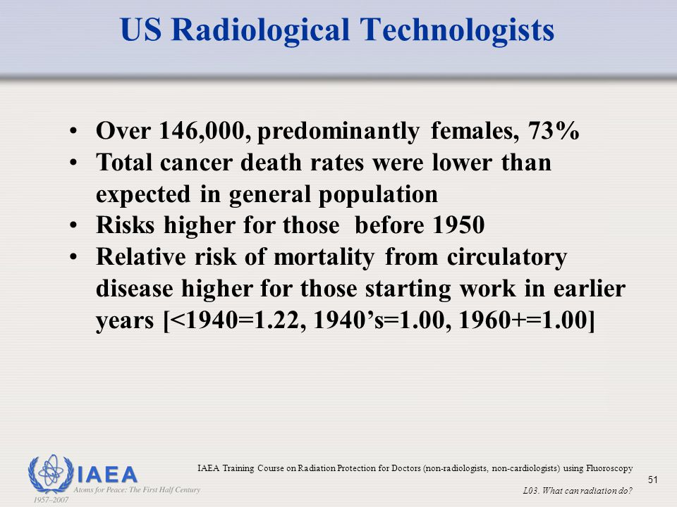US Radiological Technologists
