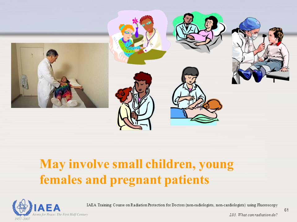 May involve small children, young females and pregnant patients