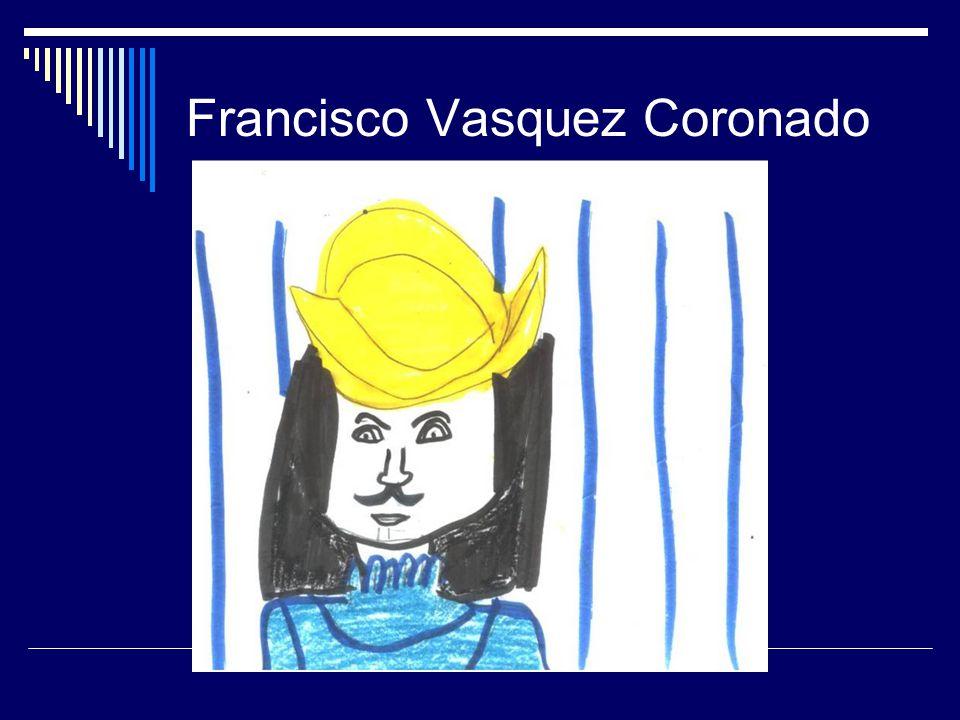 Francisco Vasquez Coronado