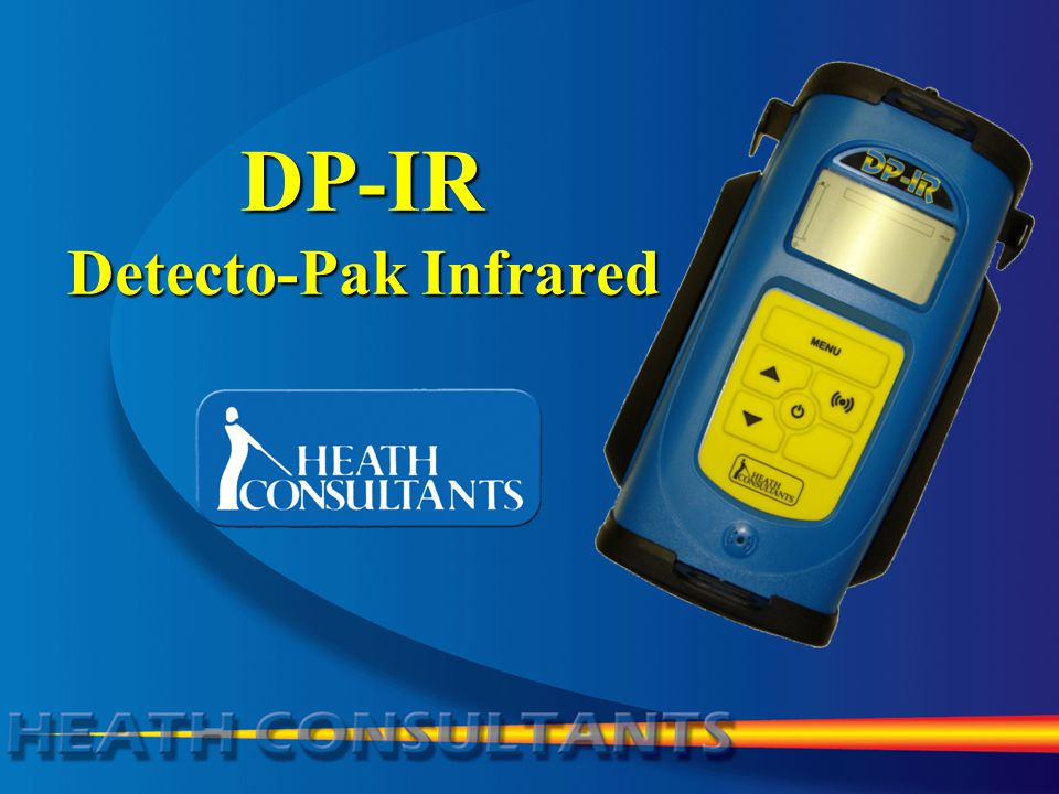 DP-IR Detecto-Pak Infrared