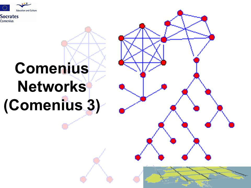 Comenius Networks (Comenius 3)