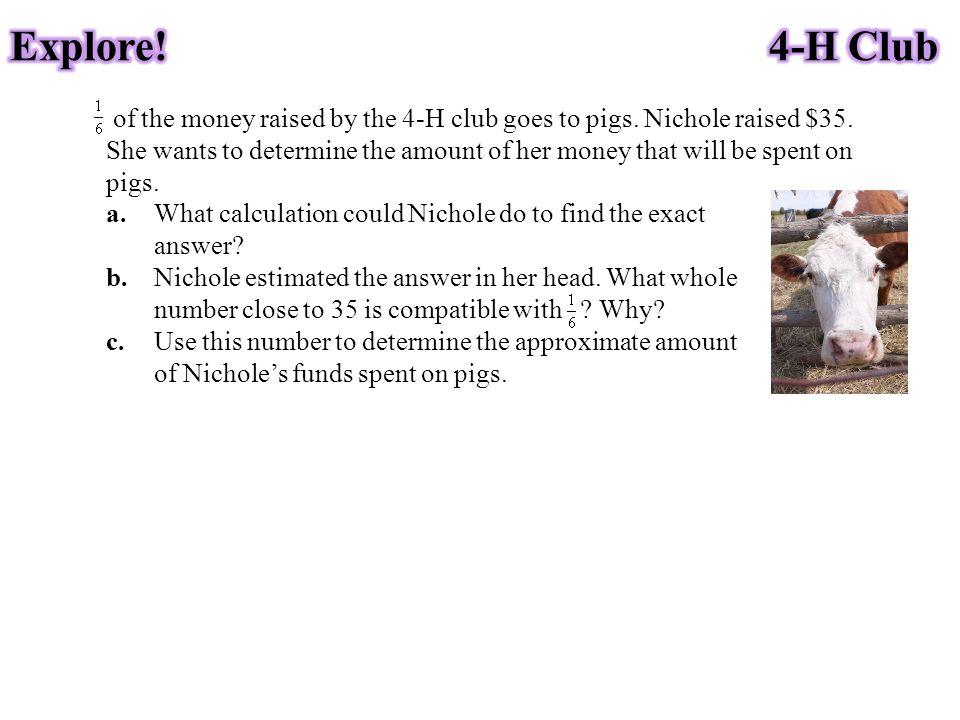 Explore! 4-H Club