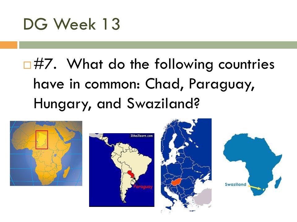 DG Week 13 #7.