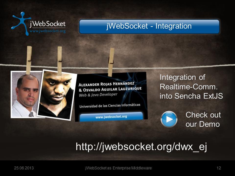 http://jwebsocket.org/dwx_ej jWebSocket - Integration
