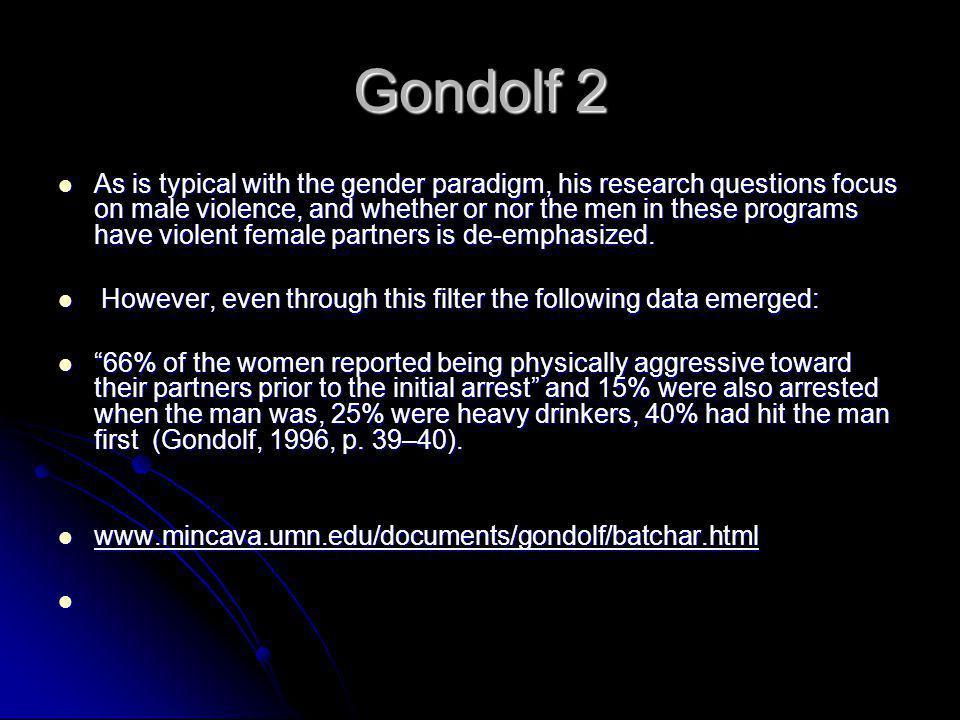 Gondolf 2
