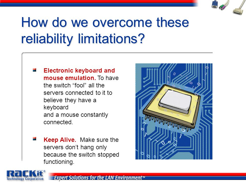 How do we overcome these reliability limitations