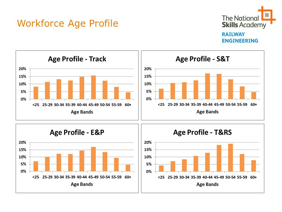 Workforce Age Profile 12
