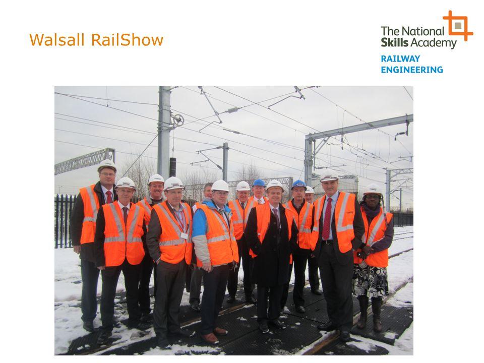 Walsall RailShow