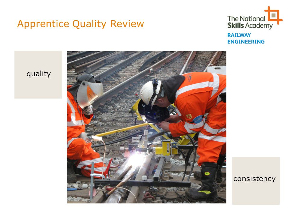 Apprentice Quality Review