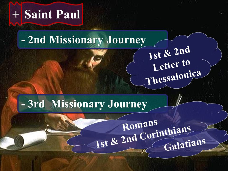 1st & 2nd Letter to Thessalonica