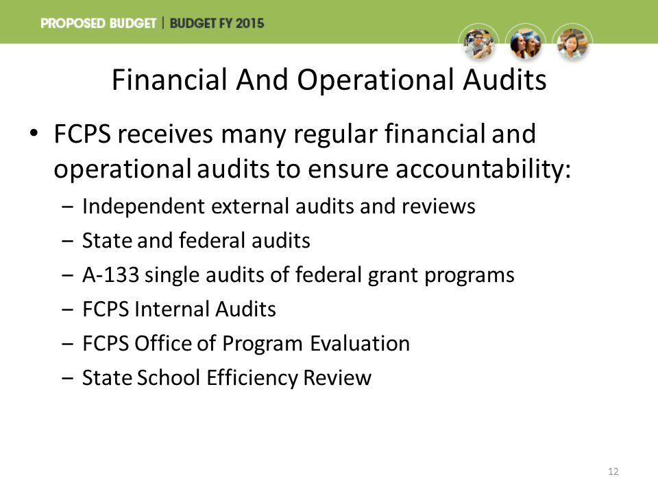 Financial And Operational Audits