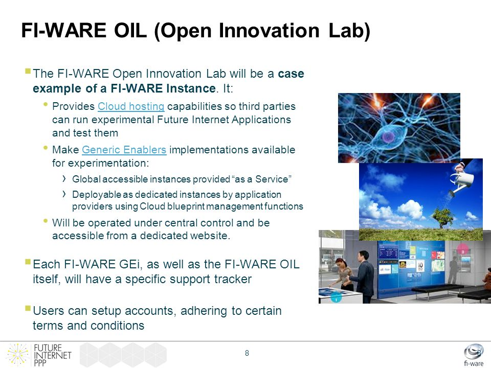 FI-WARE OIL (Open Innovation Lab)
