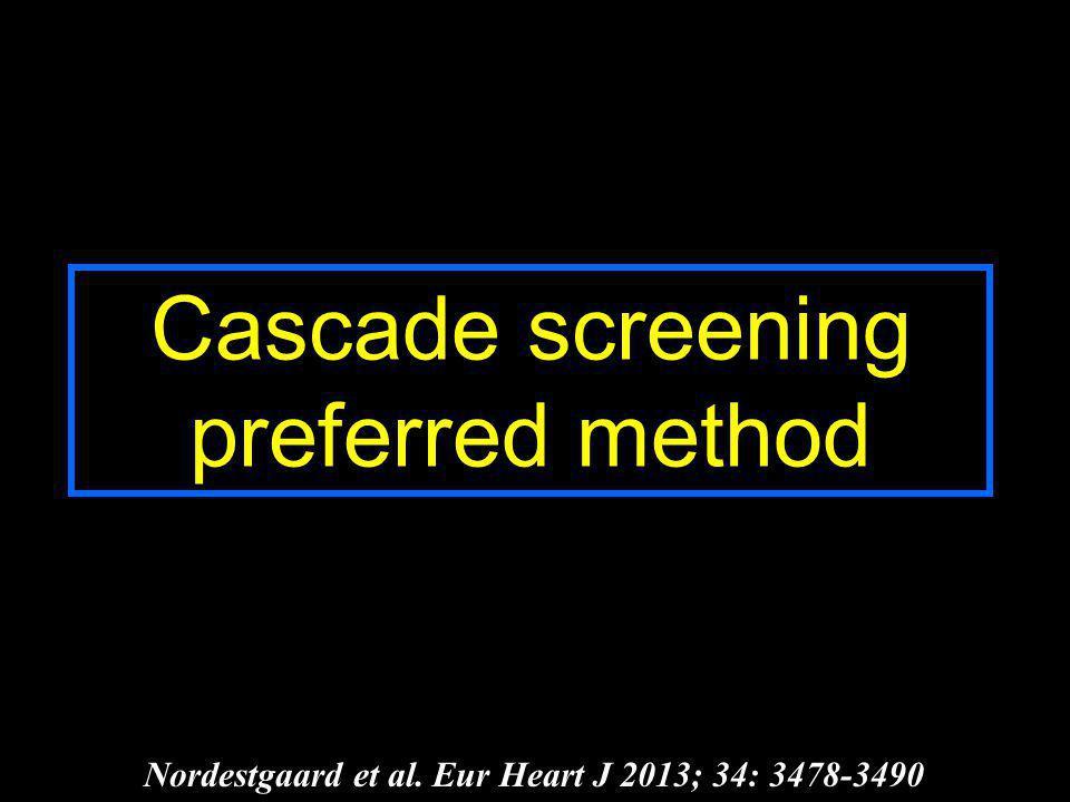 Nordestgaard et al. Eur Heart J 2013; 34: 3478-3490