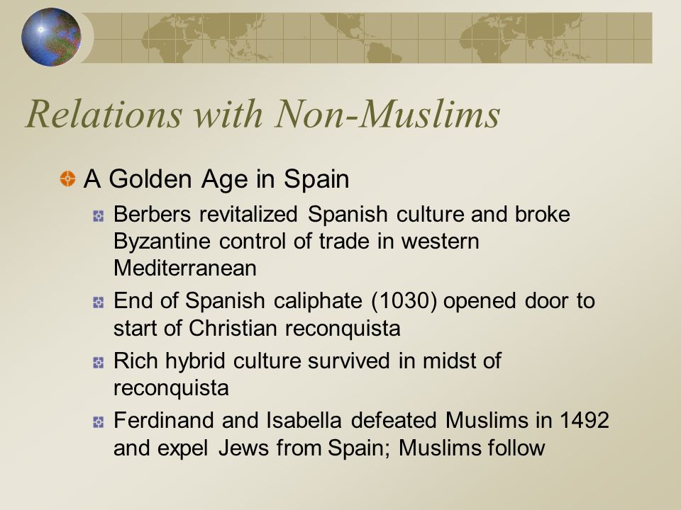 Relations with Non-Muslims